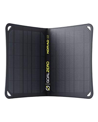 GOALZERO Nomad 10, GENERATORI-Paneles SOLARI-Power Bank-Lifestyle Unisex Adulto