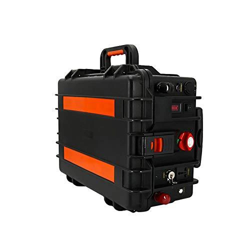 MSG ZY Central eléctrica portátil de 2000W-3000W, CC/CA, generador portátil para Exteriores de...