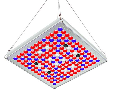 TOPLANET Plantas Led Grow Light Reflector 75w Lampara con IR Rojo Azul Luz para...