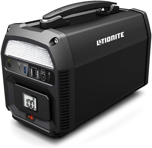 Litionite Titan Generador de energía portátil eléctrico